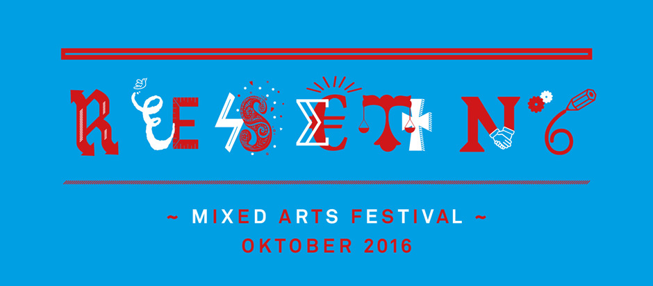 Reset Mixed Arts Festival No6